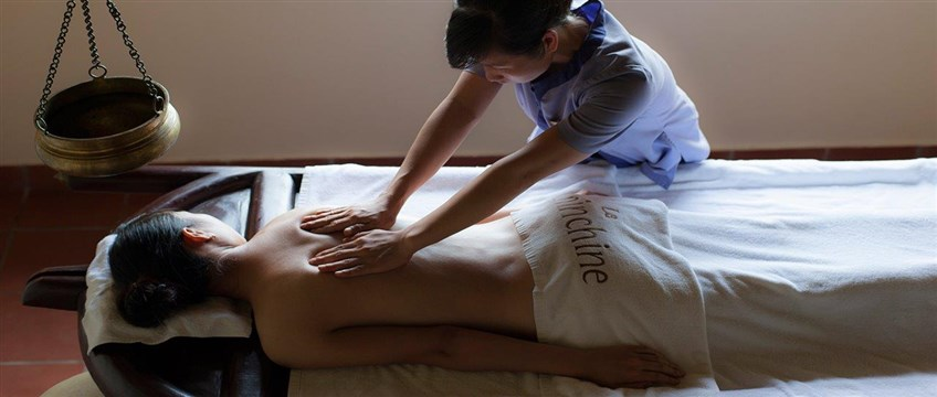 best spas and massage in ninh binh