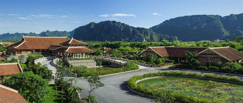 top hotels in ninh binh