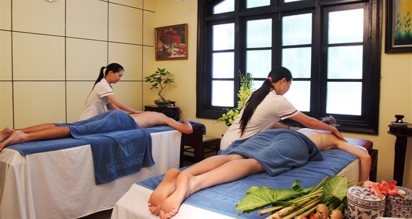 best spas and massage in hue