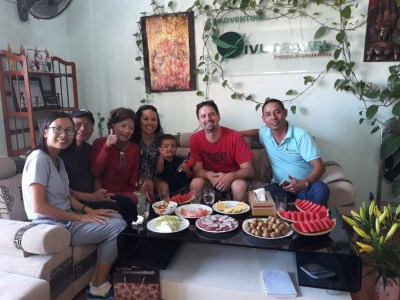 A great Vietnam family trip