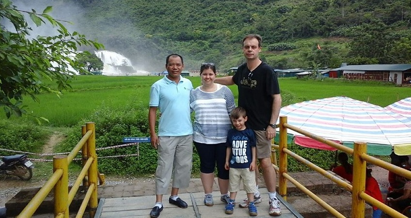 Ban Gioc waterfall is a must-see site