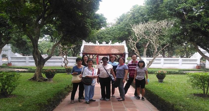 tour of hanoi