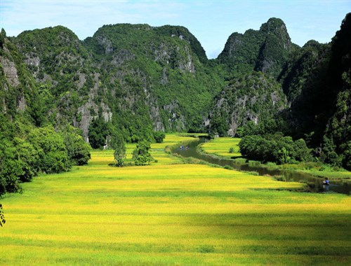 Best time to visit Tam Coc