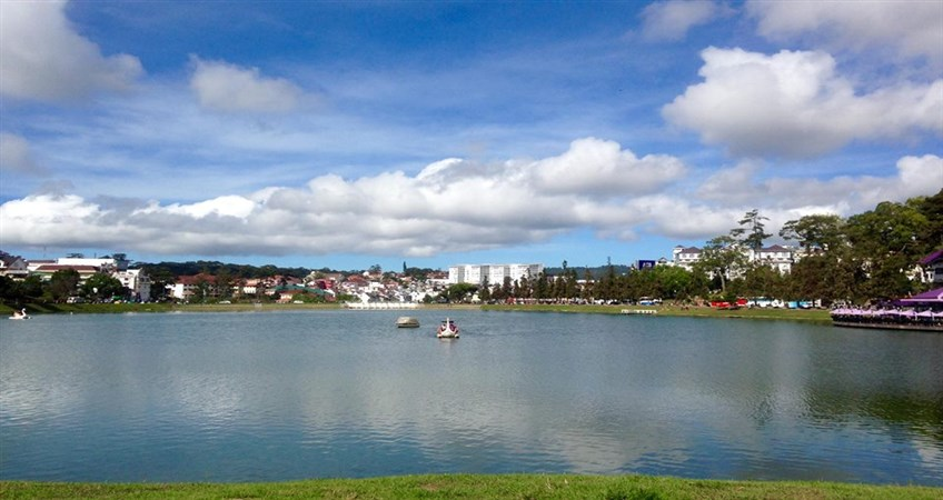 places to visit in da lat