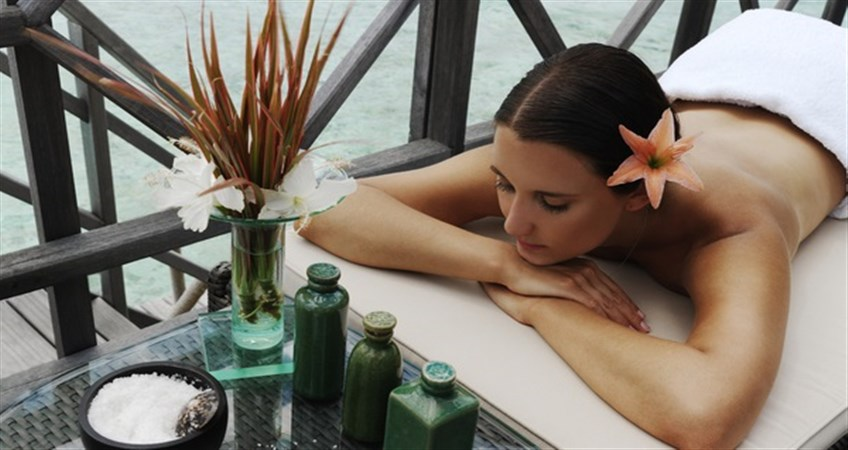 spa and massage in cat ba island