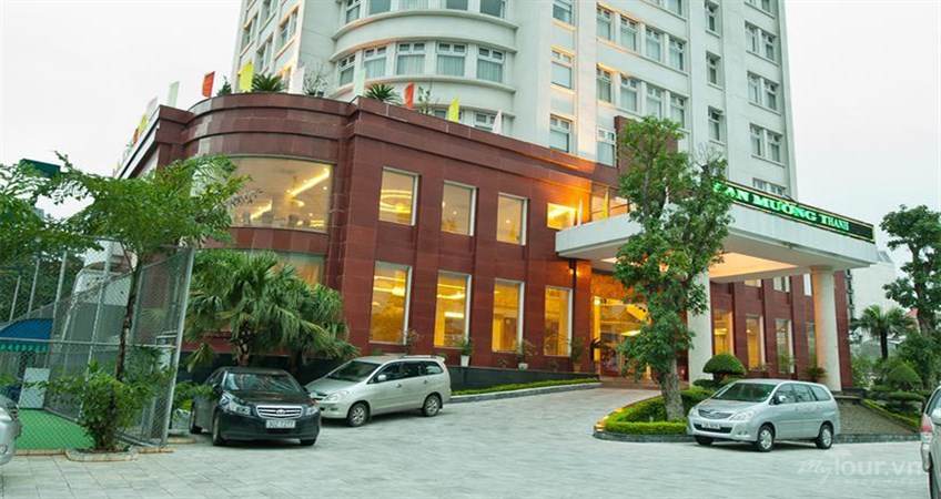 hotels in lang son