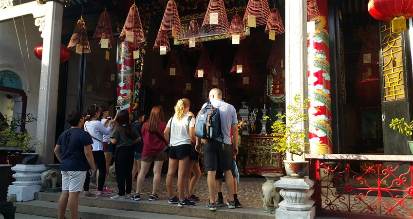 vietnam family tour in hoi an