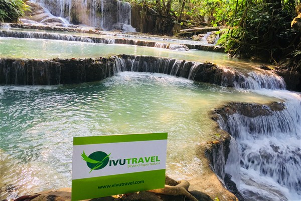 Kuang Si Waterfall An Enthralling Experience