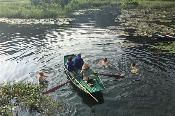 Visiting The Scenic Beauty Of Tam Coc
