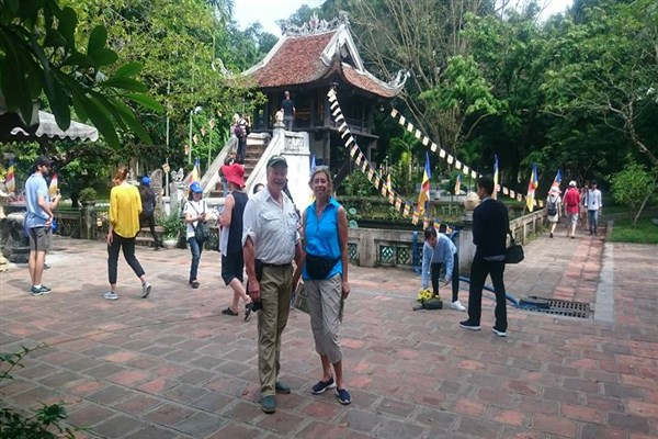 Vietnam in high season