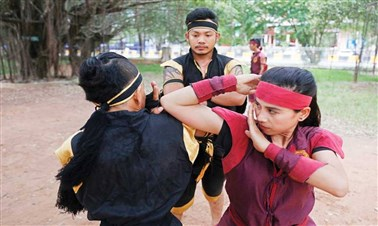 The Place of Martial Arts in Cambodian Culture