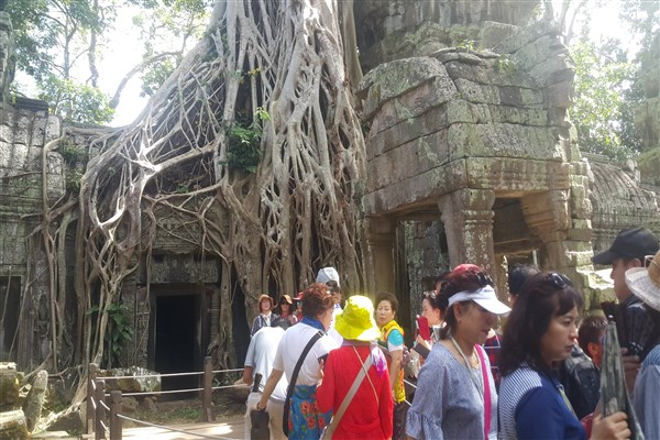 The Effect of Increased Tourism on the Culture of Cambodia