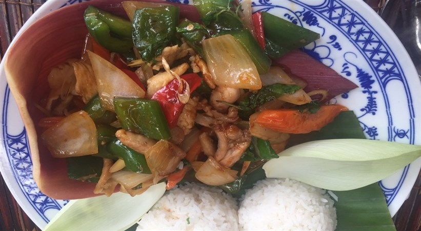 lunch in siem reap
