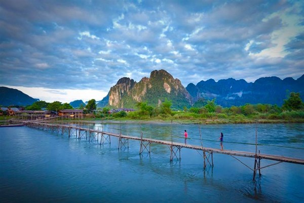Places to visit in a Laos Family Tour
