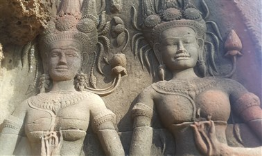 Religion and the Culture of Cambodia