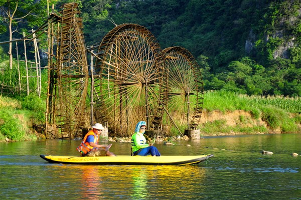 Experience The Natural Wonders At Pu Luong Nature Reserve