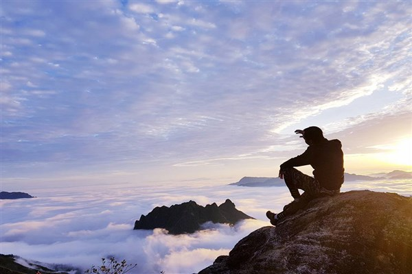 Bach Moc Luong Tu Mount, Trekkers' Paradise