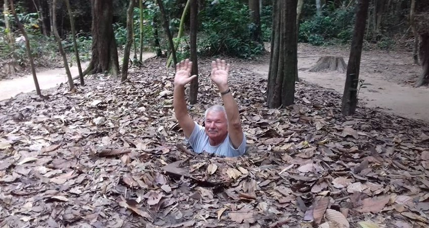 cu chi tunnels vivutravel