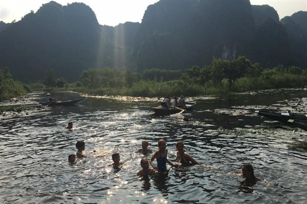 Ninh Binh, the best spot to visit in 2018