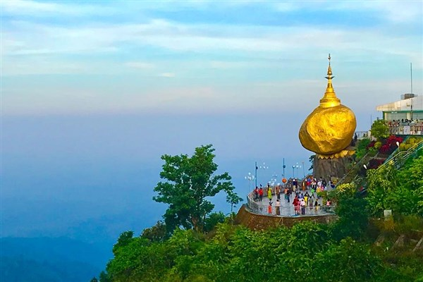 Reasons to visit Myanmar