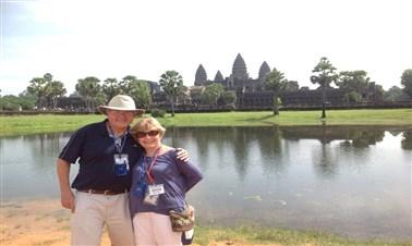 Visit Angkor Temples in Siem Reap