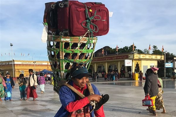 How to Get Around Myanmar
