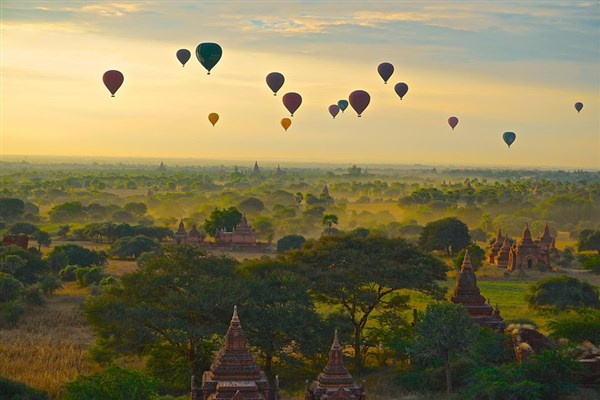 Top Pagodas and Temples to Visit in Myanmar