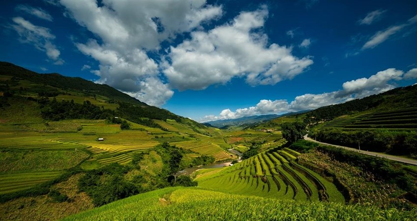 tour to mu cang chai