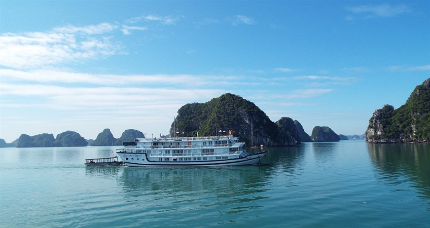 halong bay tour vivutravel