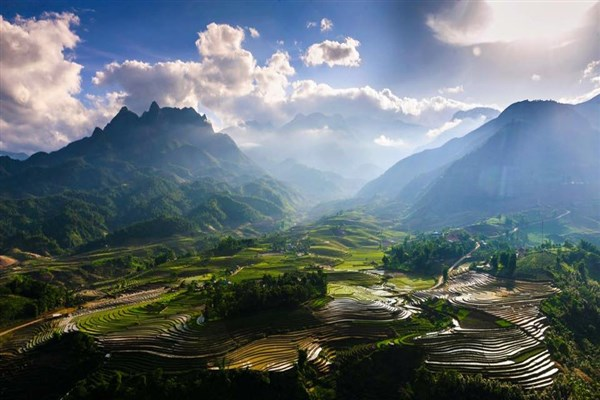 Hoang Su Phi, ideal destination for discovery tours