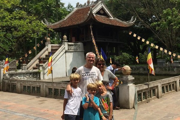 Top useful tips for family tour with kids to Vietnam
