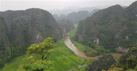 NB04: Highlights of Ninh Binh - 2 days / 1 night