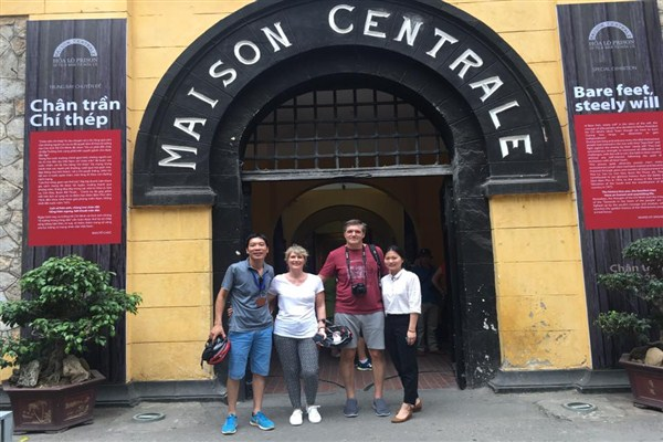 Hoa Lo Prison (The Palace of Torture)