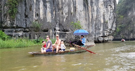 NB05: Mai Chau Valley - Ninh Binh Highlights - 3 days / 2 nights