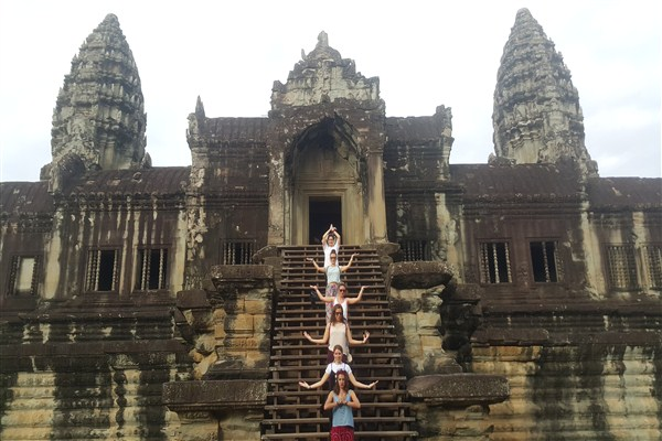 Tour Itinerary for Two Weeks in Vietnam and Cambodia