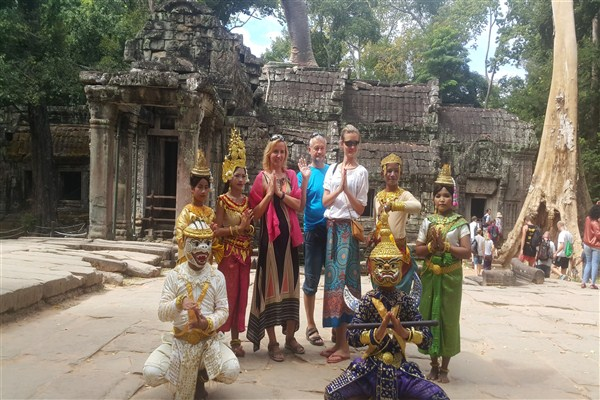 Enjoy a Vietnam and Cambodia Family Holiday