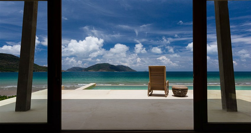 hotels in con dao