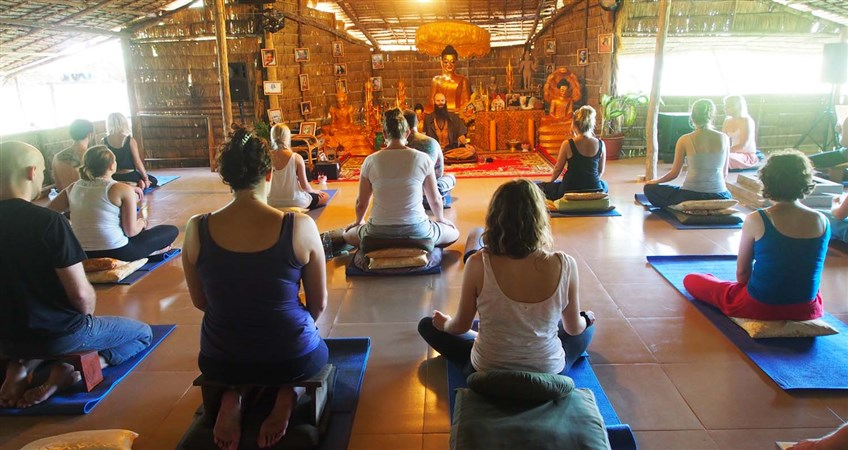Hariharalaya Yoga and Meditation Retreat