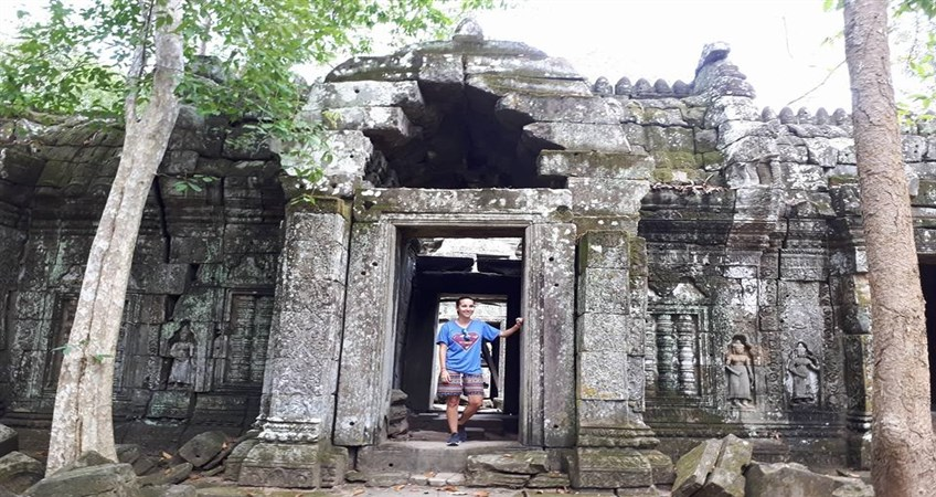 cambodia tour package vivutravel