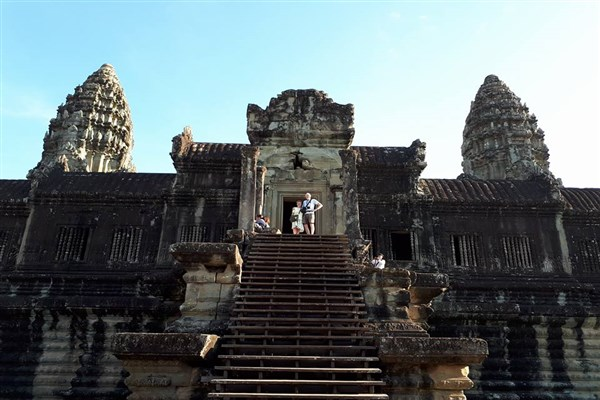 Guide To Visiting the Angkor Temples