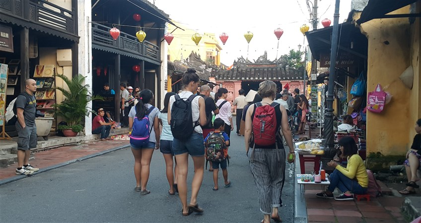 hoi an ancient town vivutravel