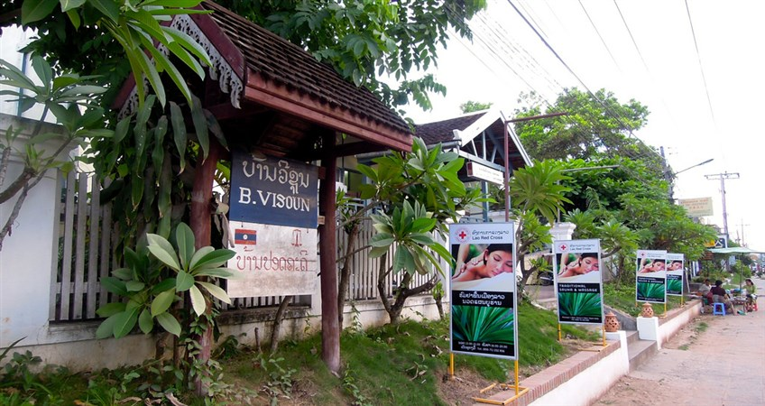 spa and massage in luang prabang