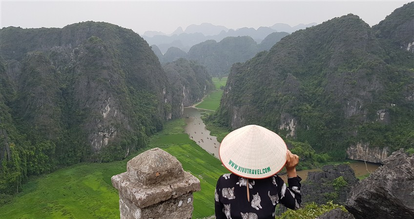 the best time to visit ninh binh
