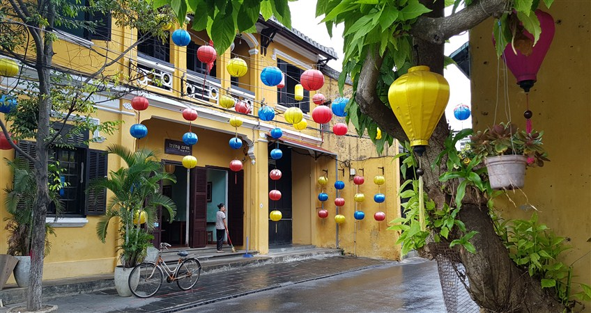 hoi an ancient town by vivutravel