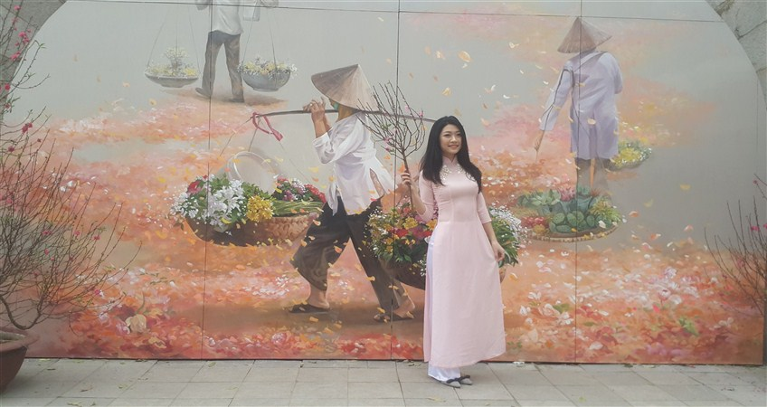 honeymoon in hanoi
