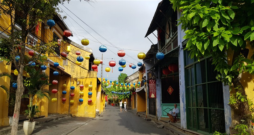 indochina travel hoi an vietnam