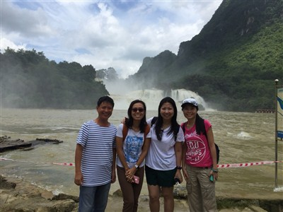 North Vietnam trip