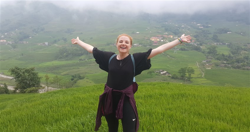 trekking in sapa vivutravel