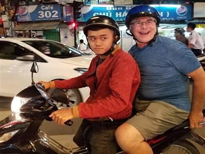 Magnificent adventure in Vietnam