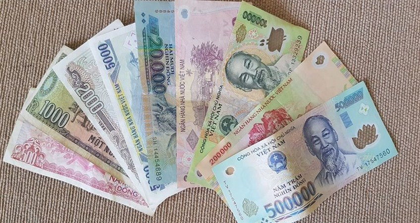 vietnamese currency VND